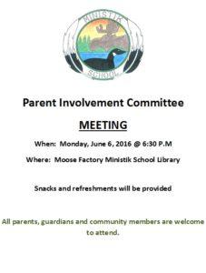 PIC invite June 6 2016